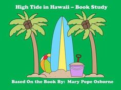 High Tide in Hawaii - Book Study.