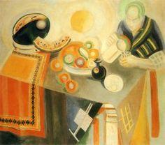 le bol - (Robert Delaunay)