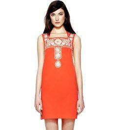 Amira Dress | Womens Dresses | ToryBurch.co.uk