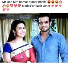 Karan Patel, Yeh Hai Mohabbatein, Indian Actresses, Stars, Tv, Fictional Characters, Sterne, Fantasy Characters, Television Set