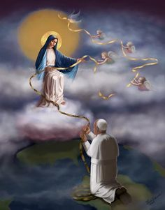 Novena to Our Lady, Untier of Knots