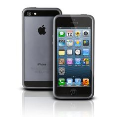 Photive Hybrid iPhone 5 Bumper Case - Black. Designed for The New iPhone 5 - $9.95