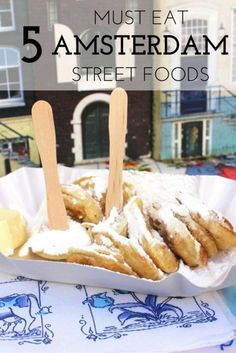 Got the munchies? 5 Must Eat Street Foods You Absolutely Have to try in Amsterdam!