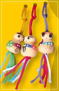 Oh my god!! These were so popular when I was 16 in Spain:-) Chinitos de la suerte