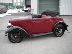 AUSTIN SEVEN OPAL Two Seater Tourer Convertible  (1936) on Car And Classic UK [C375537]