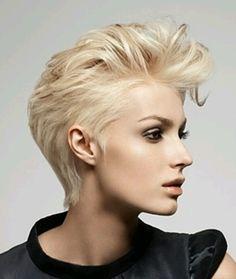 26 frische Kurzhaarschnitten für dünnes und feines Haar! - Neue Frisur
