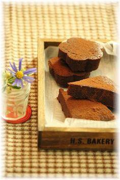 お豆腐で作る・しっとり炊飯器チョコケーキ