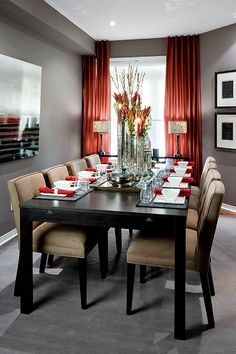 Love Blue Dining Roomssherwin Williams Foggy Day Is A Nice Muted Beauteous Dining Room Designs Images Design Decoration