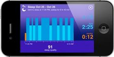Sleep Better UP band  Track Your Sleep Patterns