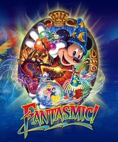 fantasmic attraction poster - Google Search