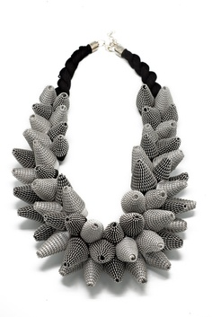 Daria Zipper Necklace by Ayne