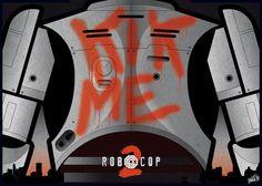 Robocop 2 by Jean-Baptiste Roux