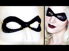 DIY Latex Mask | Super Hero or Villain | 31 Days of Halloween - YouTube