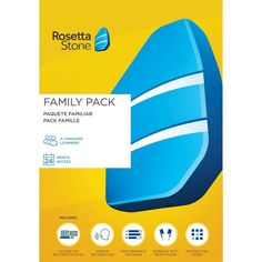 Rosetta Stone Family Pack (3-User) (2-Year Subscription) - Android|Mac|Windows|iOS, ROS228800F202