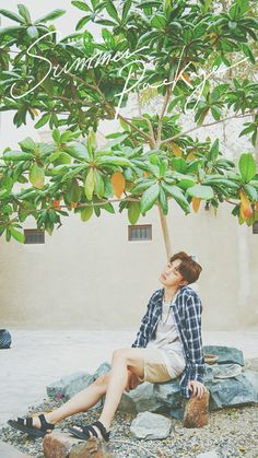 BTS || SUMMER PACKAGE IN DUBAI || JHOPE