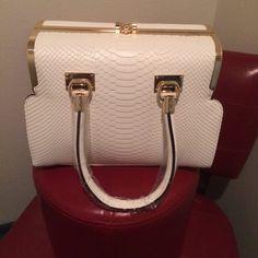 Handbag White handbag Bags Shoulder Bags