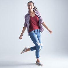 LindonaRem- Comunidade da Moda : Look do Dia Ta de boa? Curta esse look p/ ficar em casa, ir ao supermercado, ir aos parques, etc