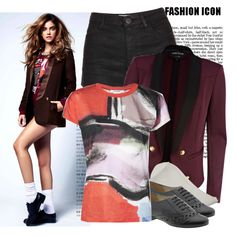Get The Look: Editorial Magazine, created by prettyorchid22 on Polyvore