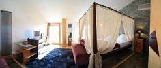 Suite - Posada Real la Casa del Abad de Ampudia, Hotel Spa - un hotel con encanto situado en un palacete del siglo XVI en Ampudia, Palencia www.casadelabad.com