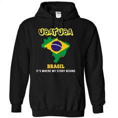UBATUBA, Brasil T Shirt, Hoodie, Sweatshirts - hoodie women #Tshirt #T-Shirts