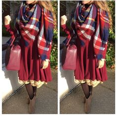 #ApostolicOutfit #PentecostalOutfit #ModestOutfit Modest Winter Outfits, Fall Winter Outfits, Autumn Winter Fashion, Summer Outfits, Skirt Outfits, Cute Outfits, Modest Fashion, Fashion Outfits, Emo Fashion