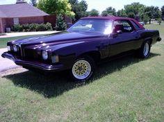 Pontiac Grand Prix SJ