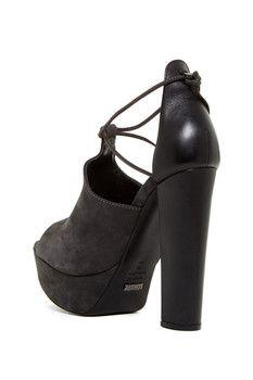 Schutz Skylar Platform Heel Sandal