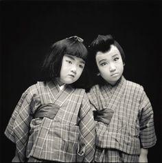 Hiroshi Watanabe Photography-Yuka Onozaki & Ikki Tada, Matsuo Kabuko