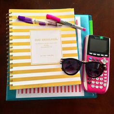 Organization and Day Planning - Little Discoveries and Day Designer Giveaway