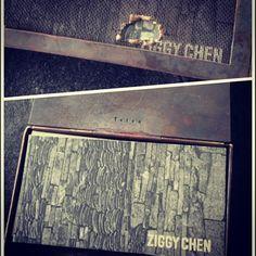 Ziggy Chen Business Card
