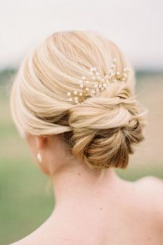 Best Bridal Updo Hairstyles for Summer Weddings 2015 | Hairstyles 2015, Hair Colors and Haircuts