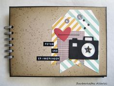 Fotoalben - Fotoalbum - ein Designerstück von zauberhaft38 bei DaWanda