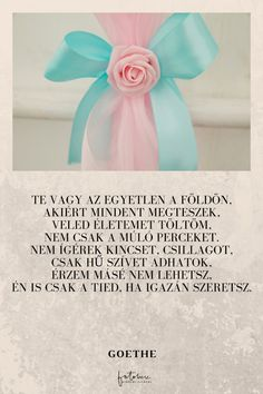 Esküvői idézetek Goethe Word 2, Quotations, Texts, Place Cards, Place Card Holders, Romantic, Weddings, Motivation, Quotes