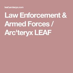 military support to civilian law enforcement agencies Military supporting civilian law enforcement  state and federal law enforcement agencies  for the military, the end game is to improve support for.