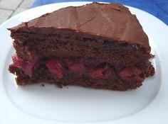 chocolate & cherry (vegan)
