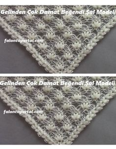 Filet Crochet, Crochet Shawl, Crochet Doilies, Crochet Stitches, Knit Crochet, Green Box Braids, Baby Knitting Patterns, Crochet Patterns, Web Magazine