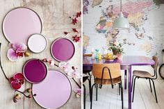 Win of FADS Furniture with our Inspired Spring Interiors Competition Interior Blogs, Purple Home, Paint Colors, Color Schemes, House, Inspiration, Furniture, Competition, Design