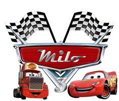 Logo de cars