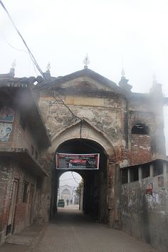 Hussainabad Lucknow