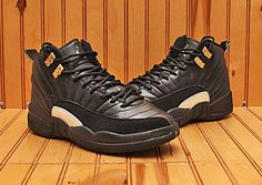2015 Nike Air Jordan XII 12 Retro Size 4Y - The Master Black Gold - 153265 013  | Clothing, Shoes & Accessories, Kids' Clothing, Shoes & Accs, Boys' Shoes | eBay!
