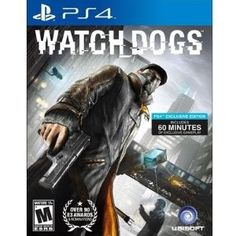 Watch Dogs - PlayStation 4,$59.99