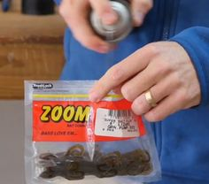 [ScoutLook Fishing: Tip Of The Week] Here's how to store your soft plastic baits during the winter so they'll be ready to go, and look and smell better than ever to big bass, come this spring.