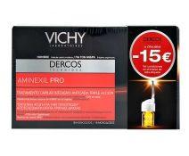 Dercos Aminexil Pro Hombre 18 Ampollas. DESCUENTO 15 EUROS