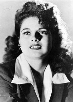 Miss America 1942 Jo-Carroll Dennison