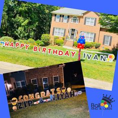 You asked and we answered! So excited to introduce our yard party signs! What can we help you say? balloonkingandqueen #balloonking #balloonqueen #columbiaballoons #columbiaballoondelivery  #bubbleballoon #balloonarch #balloonartist #confettiballoons #balloons🎈 #balloondecoration #birthdayballoons #ballooncolumn #balloons #babyshowerballoon #balloonlover #partyballoons #foilballoon #bigballoon #balloonsurprise #balloongarland #balloonbouquet #balloon #balloons #scballoons #ballooncolumn #helium Bubble Balloons, Big Balloons, Confetti Balloons, Baby Shower Balloons, Birthday Balloons, Balloon Columns, Balloon Arch, Balloon Garland, Balloon Decorations