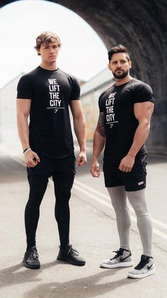 We've been busy lifting the city, but where should we go to next? Here David and Lex lifted Birmingham City! #Gymshark #Gym #Sweat #Train #Perform #Seamless #Exercise #Strength #Strong #Power #Fitness #OutfitInspiration #Menswear #Chill #RestDay #Gains #Muscle #Training