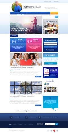 Jet Action Web by Mithum
