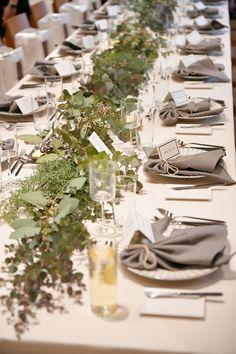 BE NATURAL | ARCH DAYSWEDDING | ARCH DAYS Wedding Guest Table, Wedding Table Flowers, Wedding Decorations, Table Decorations, Fern Wedding, Be Natural, Wedding Coordinator, Wedding Images, Summer Wedding