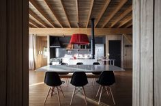 Charles Eames, Grande, Conference Room, House, Country, Table, Furniture, Home Decor, Rustic Wood Furniture