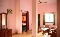 Morjim Sunset Guesthouse budget apartment in Morjim north goa